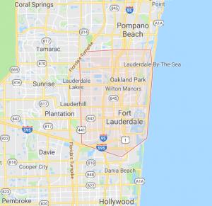 Lauderdale service area